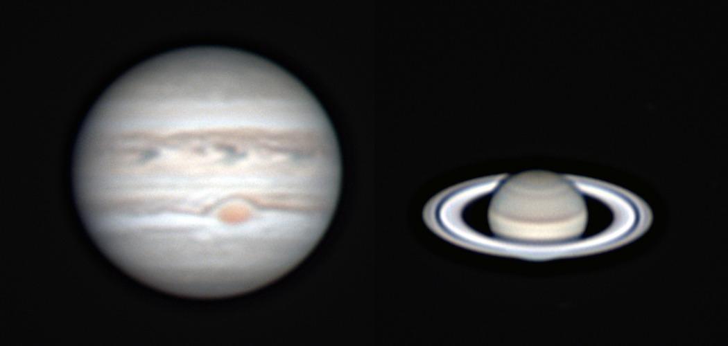 木星・土星